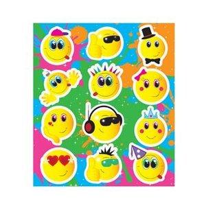 Stickervel smile