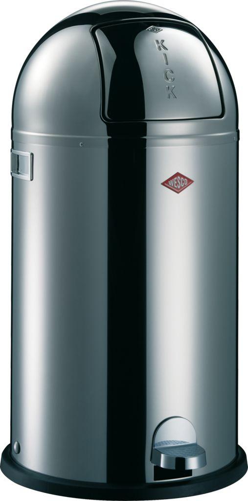 Wesco Kickboy 40 Liter Paars.Wesco Wesco Kickboy 40 Liter Diverse Kleuren Abca Nl