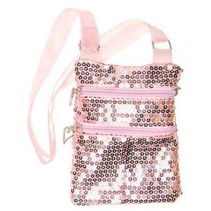 Glitter Kindertasje (Nog 3 st. in voorraad in kleur Zwart OP=OP)