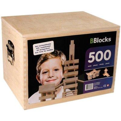 BBlocks BBlocks 500 stuks in kist