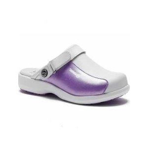 Toffeln Ultra Light Shiny Purple Toffeln  (SALE, GEEN RETOUR MOGELIJK OP=OP)
