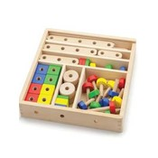 New Classic Toys Constructieset Hout