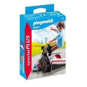 Playmobil Playmobil Plus 9094 Skater met ramp