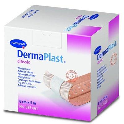Dermaplast classic pleister op rol.
