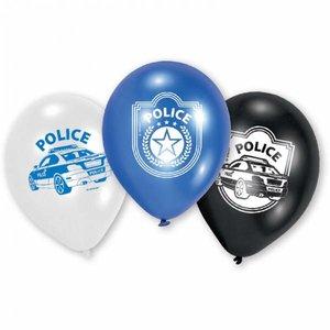 Politie Ballonnen ( nog 2 x op voorraad )