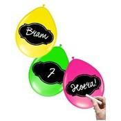 Ballonnen beschrijfbaar