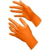 Style nitril ultrasoft poedervrij, oranje