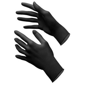 Style nitril ultrasoft poedervrij, zwart