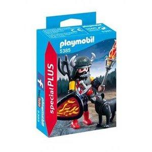 Playmobil Plus 5385 Wolfskrijger ( Voorraad: 1 stuks OP=OP)