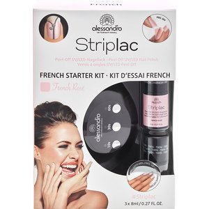 Alessandro Striplac Starterkit French Manicure