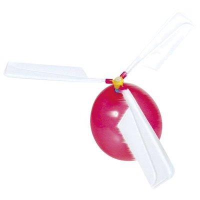 Ballon helikopter ( Voorraad: 11 stuks OP=OP)