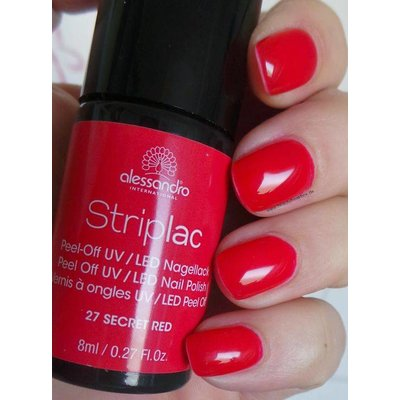 Alessandro Striplac 127 Secret Red