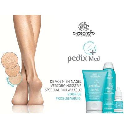 Alessandro Pedix Med footgel