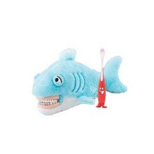 Poetspop klein Sharky de haai