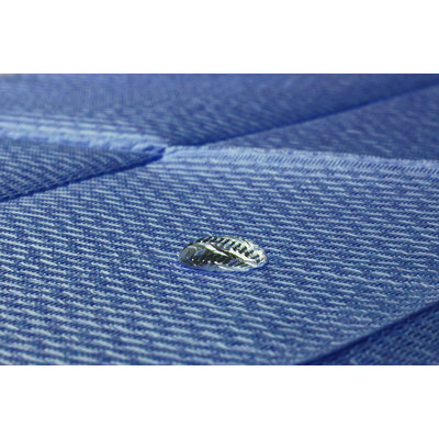 Towels Touch of colors midden blauw
