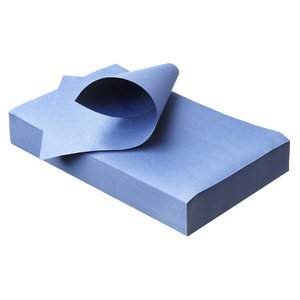 Traypapier Touch of colors blauw