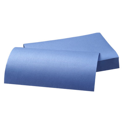 Traypapier Touch of colors midden blauw