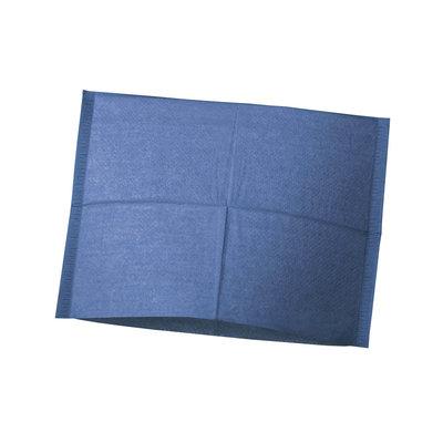 Hoofdsteunzakken midden blauw, 25 x 33 cm