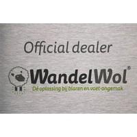 Wandelwol RVS bordje Official Dealer Wandelwol