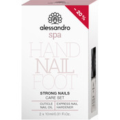 Alessandro Strong Nail Care Set