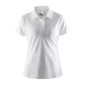 Craft Craft poloshirt piqué white
