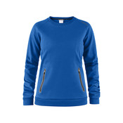 Craft Craft  Emotion Crew Sweatshirt Swedish blue