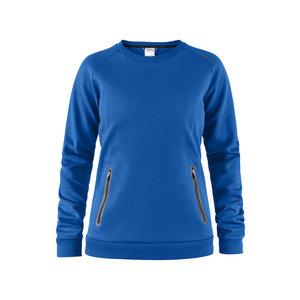 Craft Craft  Emotion Crew Sweatshirt Swedish blue
