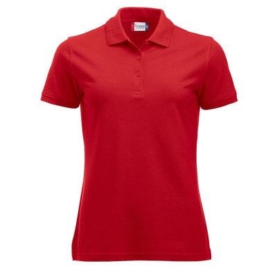 Clique Clique Manhattan damespolo rood