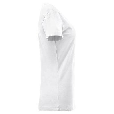 Clique Clique Carolina Basic shirt korte mouw wit