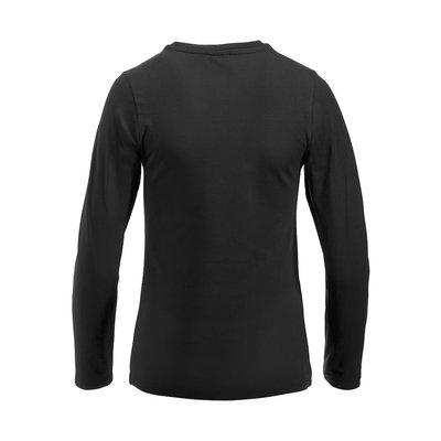 Clique Clique Carolina Basic shirt lange mouw zwart