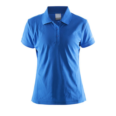 Craft Craft poloshirt piqué classic Swedish blue