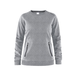 Craft Craft Emotion Crew Sweatshirt grijs-melange