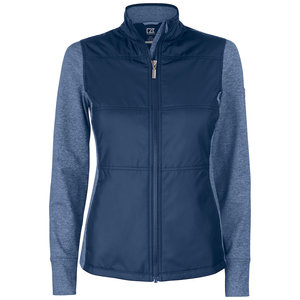 Cutter & Buck Stealth Jacket dames dark navy