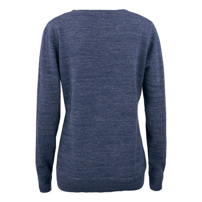 Cutter & Buck Eatonville sweater dames navy melange