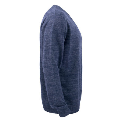 Cutter & Buck Eatonville sweater heren navy melange