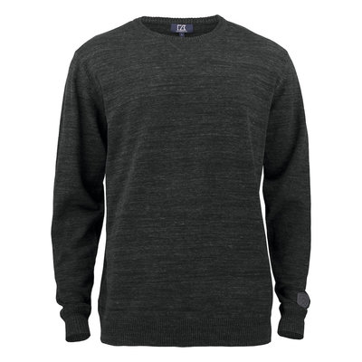 Cutter & Buck Eatonville sweater heren antraciet melange