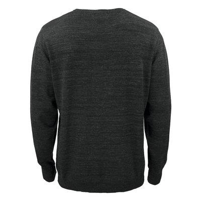 Cutter & Buck Eatonville sweater heren antraciet melange