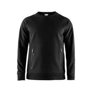 Craft Craft Emotion Crew Sweatshirt black heren