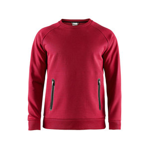 Craft Craft Emotion Crew Sweatshirt bright red heren