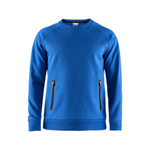 Craft Craft Emotion Crew Sweatshirt swedish blue heren