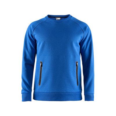 Craft Craft Emotion Crew Sweatshirt swedish blue heren