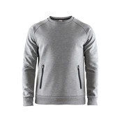 Craft Craft Emotion Crew Sweatshirt grey melange heren