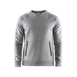 Craft Craft Emotion Crew Sweatshirt grey melange heren