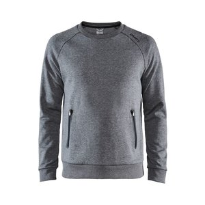 Craft Craft Emotion Crew Sweatshirt dark grey melange heren