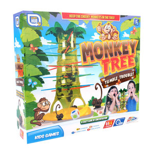 Monkey tree spel