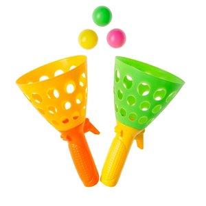 Vangbal beker ( set á 2 stuks) ( Voorraad: 37 stuks OP=OP)