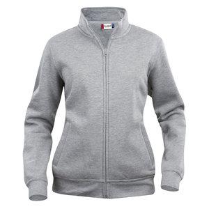 Clique Clique Basic Cardigan grijs-melange