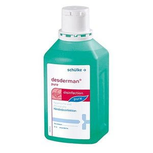 Schülke Schülke Desderman Pure 1 liter buikfles (geschikt voor SM2 dispenser)