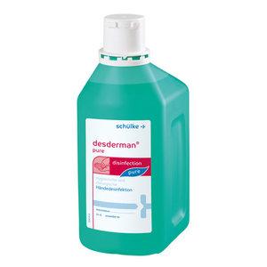 Schülke Schülke Desderman Pure handdesinfectie 500 ml (geschikt voor SM2 dispenser)