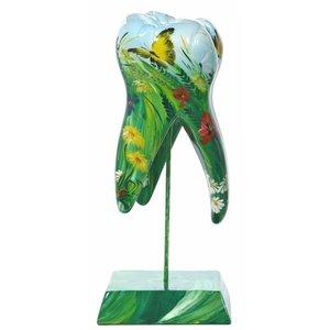 Sculptuur Molaar Zomer